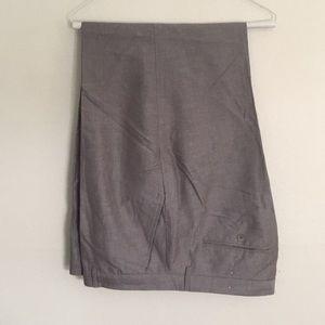 Calvin Klein linen cotton pants NWOT size 40-32